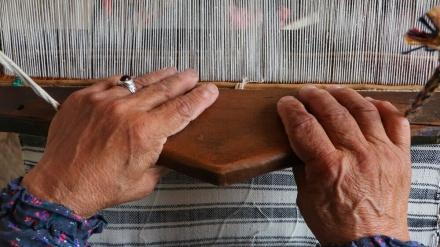 Umjetnost tkanja stolnjaka prepušta se zaboravu...