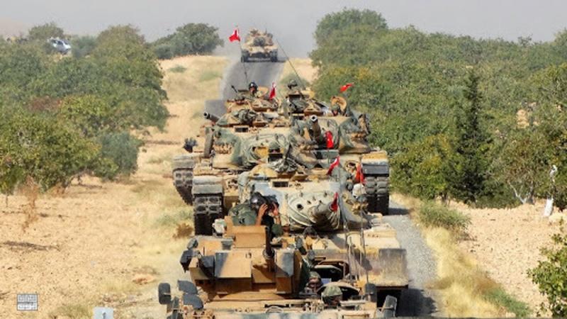 Rakete pogodile tursku vojnu bazu na sjeveru Iraka