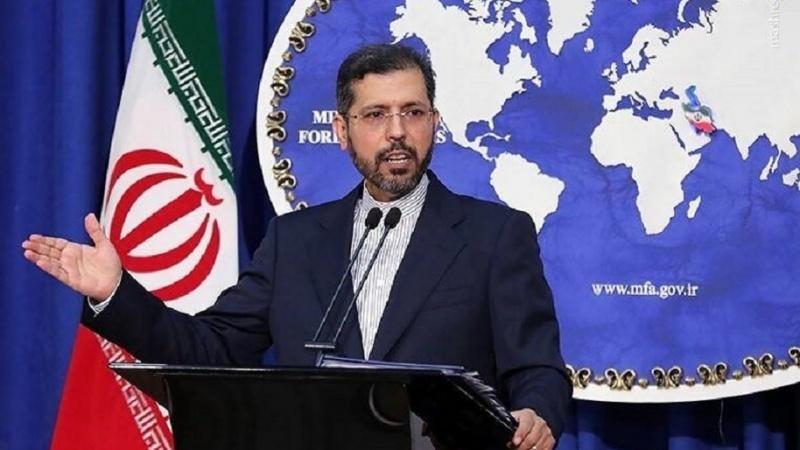بائیڈن انتظامیہ ٹرمپ کے نقش قدم پر چلنے سے باز آجائے، ترجمان ایرانی وزارت خارجہ