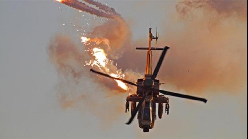 مزاحمتی محاذ کے میزائل حملوں سے بوکھلائے اسرائیل کا شام پر حملہ