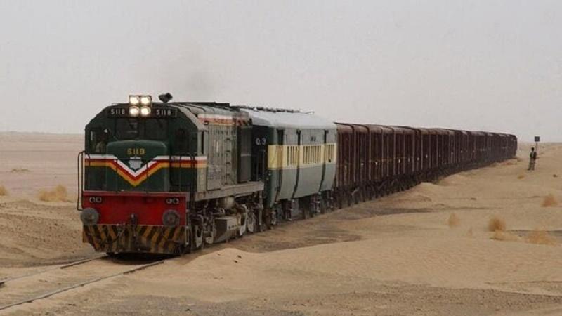 ایران - پاکستان کے درمیان مال گاڑیوں کی رفت و آمد شروع