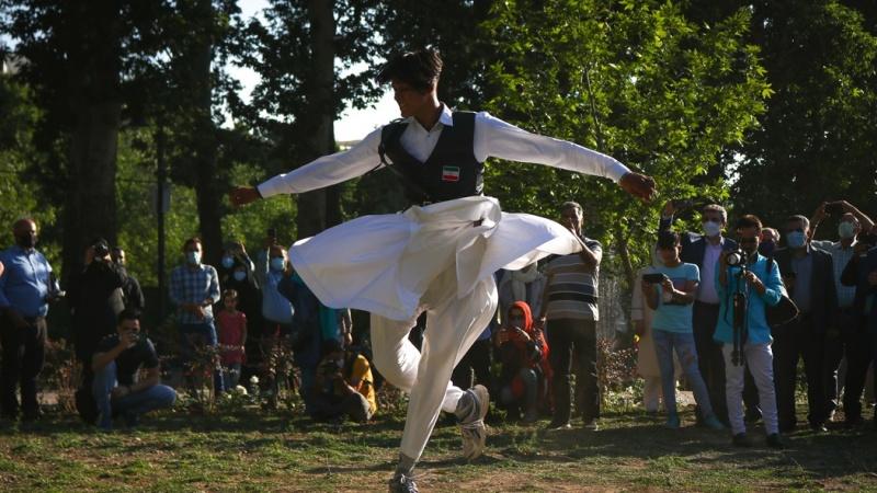 ایران - یونیسکو  فرہنگ وثقافت پارک کا افتتاح