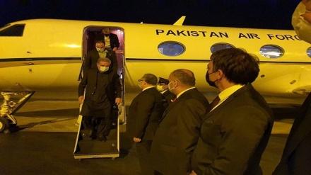 فلسطین میں صیہونی جرائم کی مذمت اور  فلسطینی کاز کی حمایت کے تناظر میں پاکستانی وزیر خارجہ ترکی پہنچے