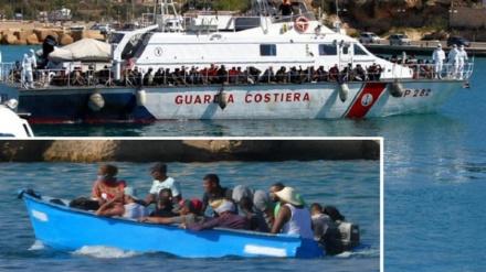 مہاجرین کا امڈتا ہوا سیلاب