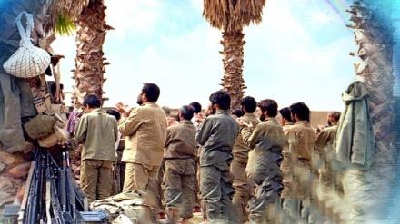 ریڈیو تہران کا سیاسی  پروگرام - مقدس دفاع