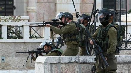 صیہونی فوجیوں کی فائرنگ، 2 فلسطینی نو جوان شہید