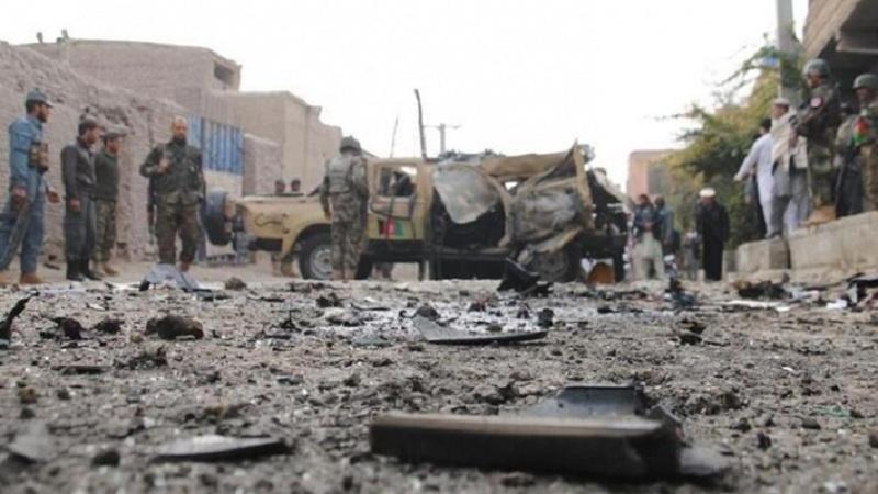 Li Efganîstanê di êrîşeke bombeyî de 6 kes miri