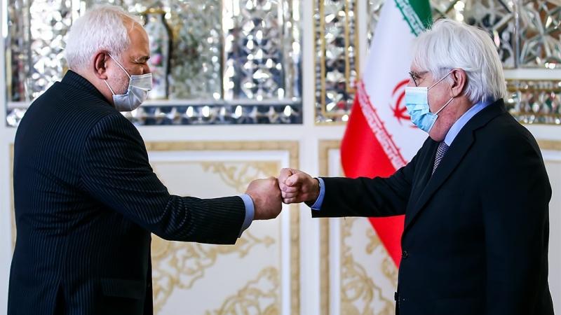 یمن اور افغانستان کے امور میں اقوام متحدہ کے خصوصی نمائندوں کا دورۂ تہران