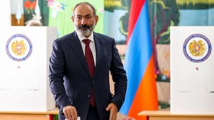 Pašinijan proglasio pobjedu na vanrednim izborima u Armeniji