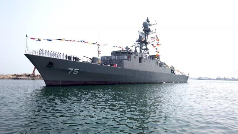 ایرانی بحری طاقت میں ایک نیا اضافہ