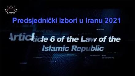 Predsjednički izbori u Iranu 2021. (11.06.2021)