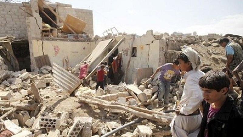 Li bakurê Yemenê di êrişa hêzên Siûdî de 4 kuştî û birîndar