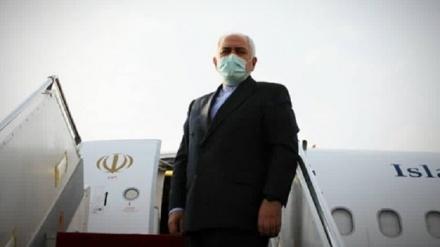 İranın baş diplomatı Türkiyəyə gedib