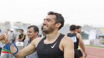 İranlı idmançının yeni rekordu