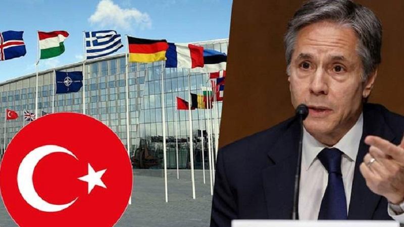 Blinken: Tirkiye wek hevpeymana NATOyê tevnagere