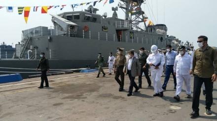 Dena i Šahin se pridružili iranskoj mornarici