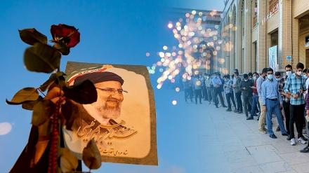 Veliki odziv Iranaca na 13.predsjedničkim izborima