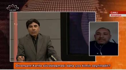 KOMPAS    14.06.2021  -  KOMPAS-ın 14 iyun buraxılışında Ermənistanla Azərbaycan arasında diversant-xəritə mübadiləsi şərh olunub.