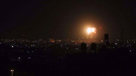 Izrael sinoć ponovno raketirao Gazu kršeći primirje