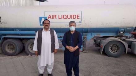 Prva iranska pošiljka kisika stigla u afganistanski Herat