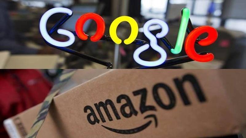 گوگل اور ایمازون نے امریکہ سے صیہونی حکومت کے ساتھ تعلقات ختم کرنے کا مطالبہ کیا