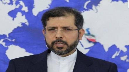 İran ABŞ-ın son sanksiya qərarına münasibət bildirdi