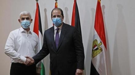 Sastanak šefa obavještajne službe Egipta i lidera Hamasa