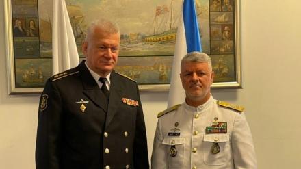 İran-Rusiya dəniz həmkarlıqlarının genişləndirilməsinə təkid