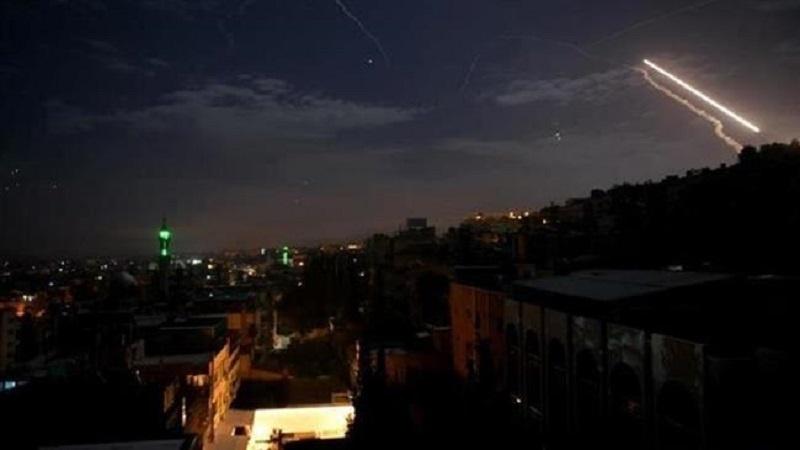 Sirijska zračna odbrana oborila izraelske rakete iznad Halepa