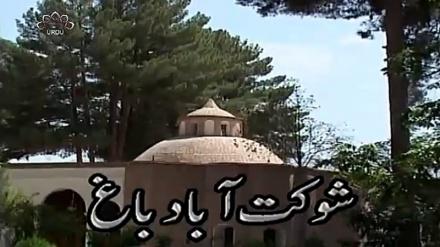 ڈاکومینٹری پروگرام ایرانی باغات - شوکت آباد باغ