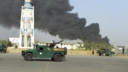 افغانستان میں اقوام متحدہ کے دفتر پر حملہ