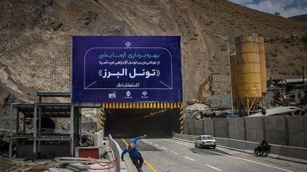 U Iranu otvoren najduži tunel na Bliskom istoku