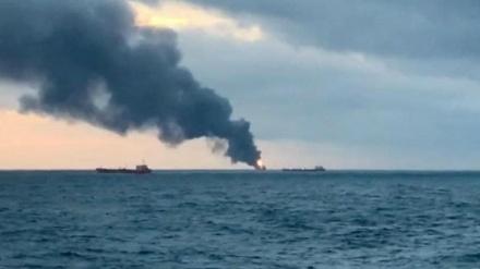 Irački brod zahvatio požar u Perzijskom zaljevu, 9 osoba poginulo