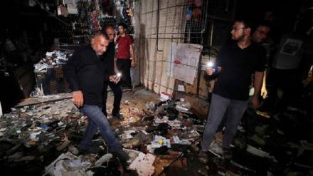 Hezbollah i Iran osudili teroristički napad na bagdadskoj tržnici uoči Bajrama
