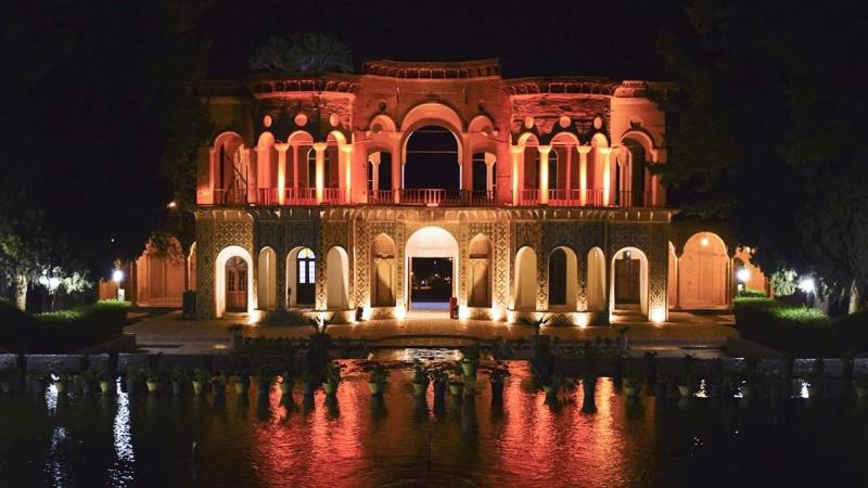 ایران زیبا؛ باغ شاهزاده - کرمان