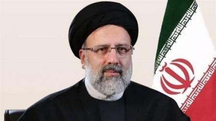 ایران کے نو منتخب صدر کی تقریب حلف برداری