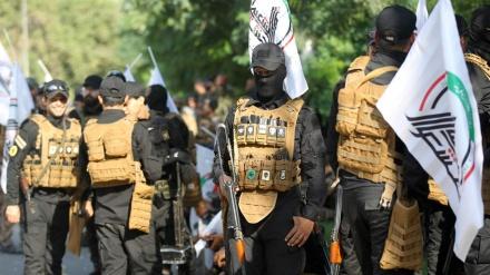 نجف اشرف میں حشد الشعبی کے 7 ہزار جوان تعینات
