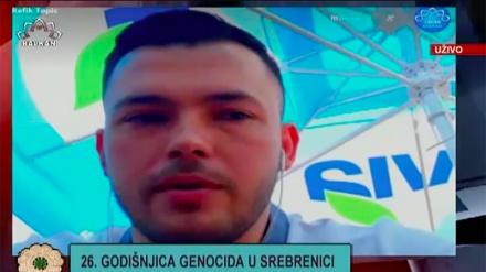 Iz drugog ugla: Specijalno izdanje povodom obilježavanja 26. godišnjice genocida u Srebrenici - 2