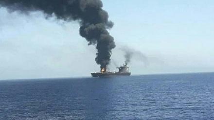 Izraelski brod napadnut u Indijskom okeanu