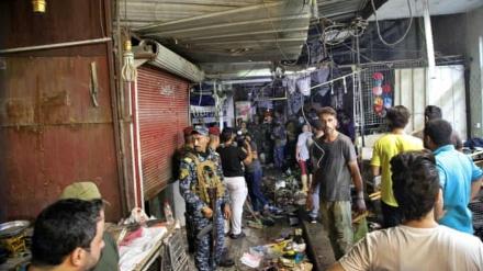 U eksploziji u predgrađu Bagdada poginulo najmanje 20 osoba
