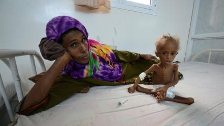 یمنی بچوں کی المناک صورتحال پر عالمی ادارہ صحت کا انتباہ