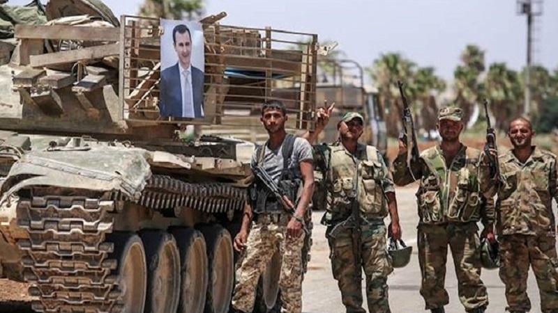 شام، درعا میں شدید جنگ کے درمیان، 48 گھنٹے کی جنگ بندی پر موافقت
