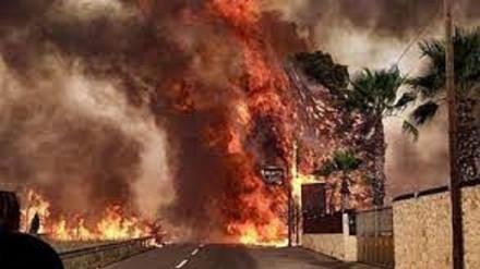 Mediteranom se šire požari, dim zagađuje region