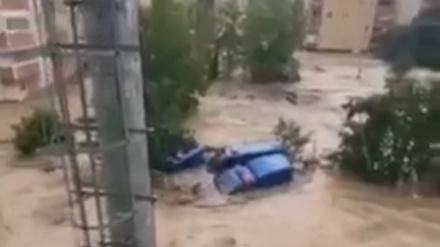Nakon požara, u Turskoj poplave