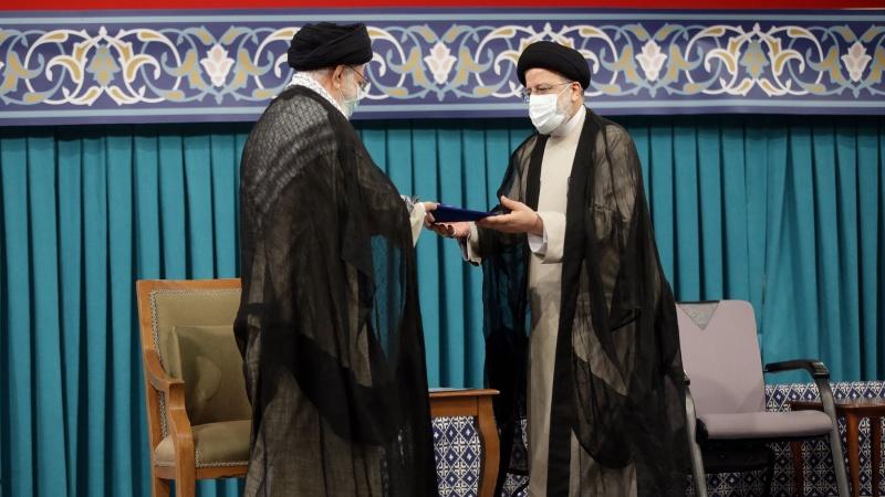 Ibrahim Raisi danas zvanično novi iranski predsjednik