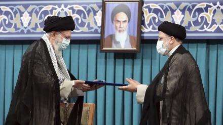 Svečana ratifikacija mandata novoizabranog predsjednika IR Iran