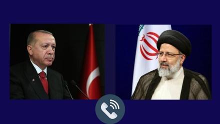 Telefonski poziv Erdogana i Raisija: Suprotstavljanje cionistima neodvojivi dio zajedničkih planova Irana i Turske