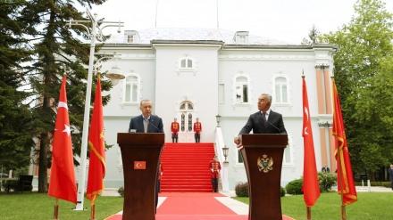 Erdogan u Crnoj Gori: Turska ima historijsku odgovornost prema Balkanu