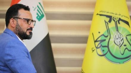 بغداد میں امریکی سفارت خانہ فوجی چھاؤنی ہے، اسکا انخلا ضروری ہے: تحریک النجباء