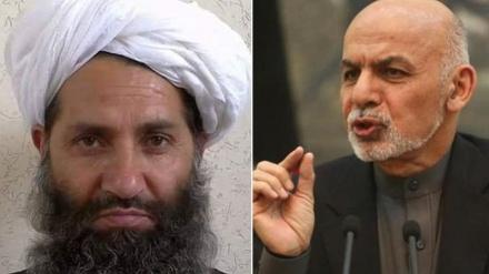 طالبان لیڈر کے زندہ ہونے کے بارے میں اشرف غنی کا شک و شبہ